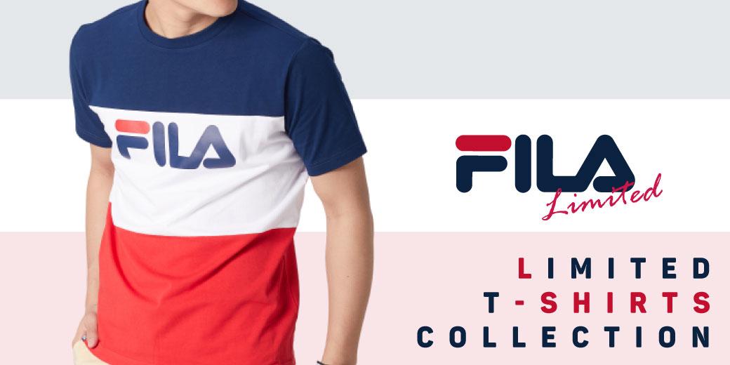 FILA別注Tシャツ